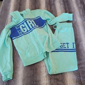 Girl's Jogger outfit size 10/12